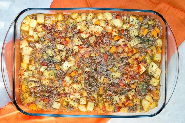 Bulgarian Moussaka Recipe