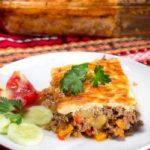 Moussaka - Bulgarian recipe