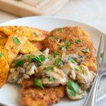 Gluten-free Schnitzel