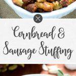 Cornbread and Sausage Stuffing