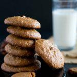 Walnut Cookies - paleo and gluten free