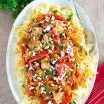 Easy Chicken Paprikash