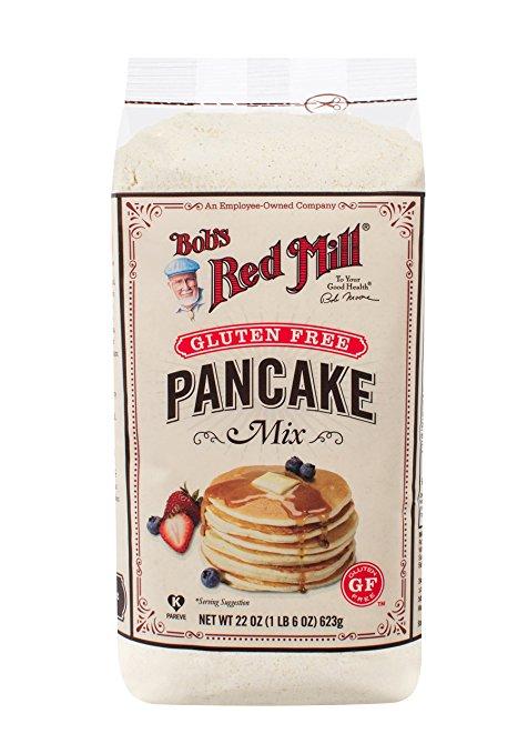 Gluten-Free Pancake Mix