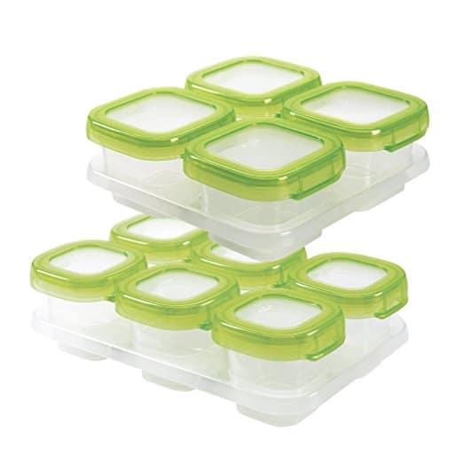 Freezer Storage Containers