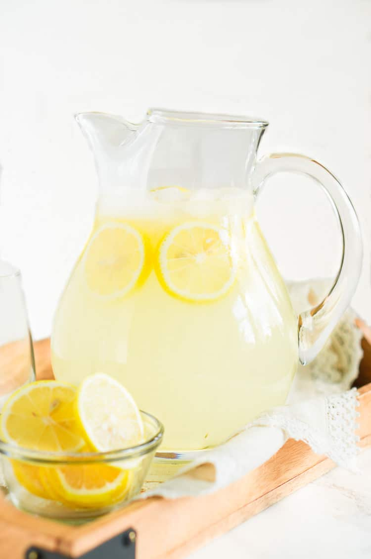 Best Homemade Lemonade Recipe Delicious Meets Healthy