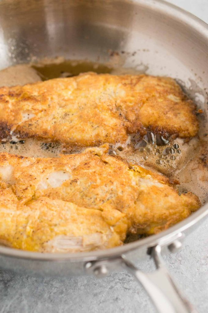 Best Chicken Francaise Recipe