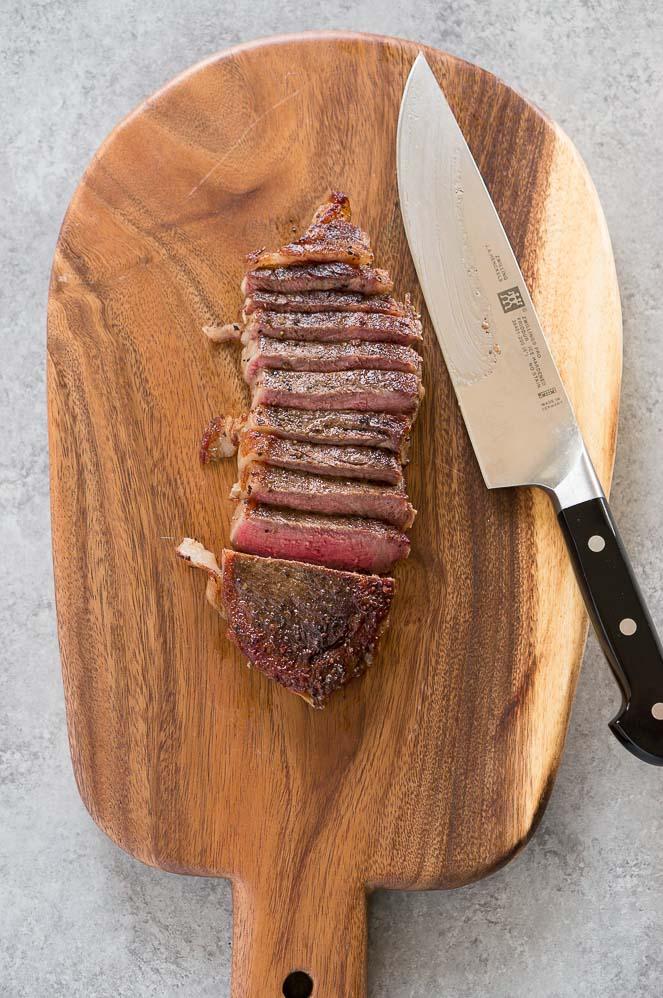 sous vide flank steak