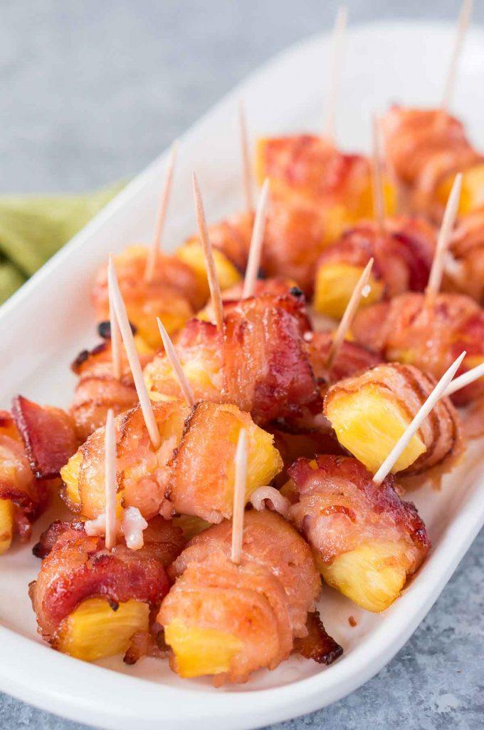 easy pineapple appetizer