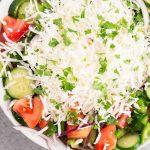 shopska salad - pin