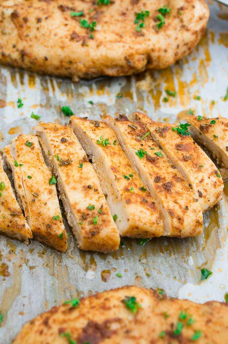 boneless skinless chicken breast recipes