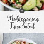 tuna salad mediterranean style