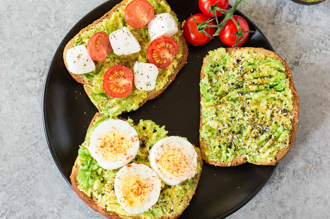 best avocado toast variations