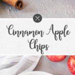 apple chips - long pin