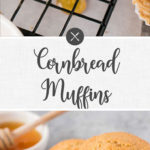 cornbread muffins - long pin
