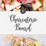 charcuterie board - long pin