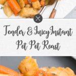 instant pot pot roast - long pin
