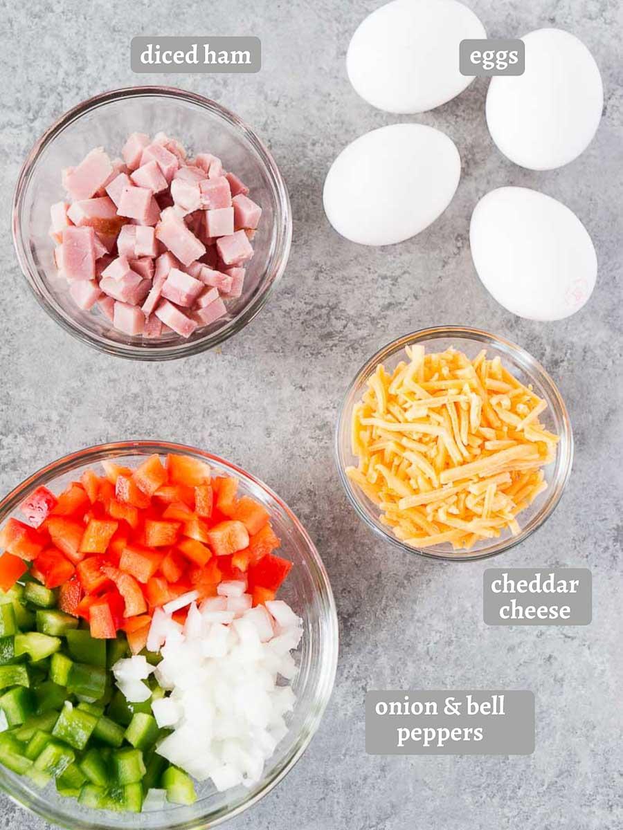 denver omelet ingredients