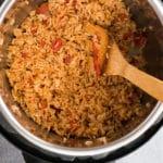 instant pot spanish rice - pin