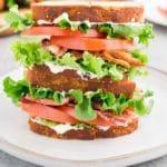blt sandwich - pin