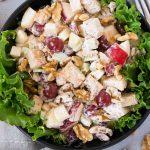 chicken salad waldorf recipe