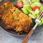 chicken milanese - pin